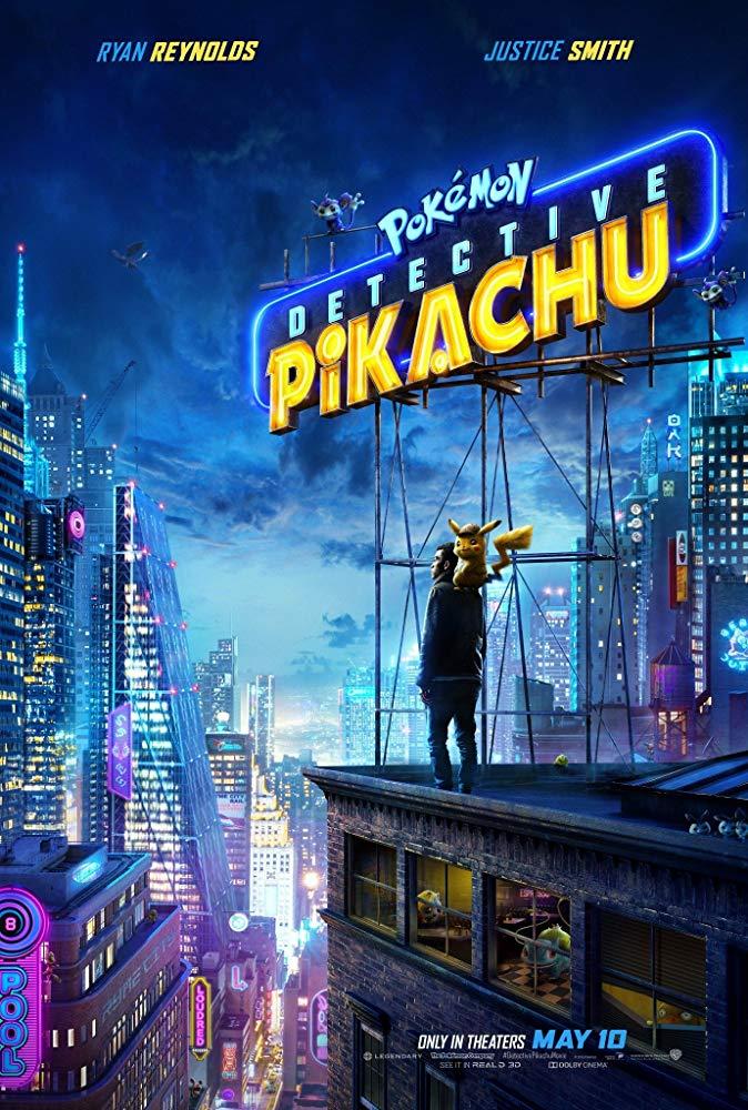 Pokemon Detective Pikachu 2019 COMPLETE NTSC DVD9-HONOR
