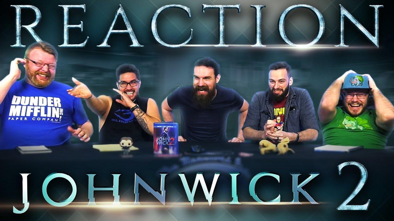 John Wick Chapter 2 2017 NTSC DVDR-JFKDVD