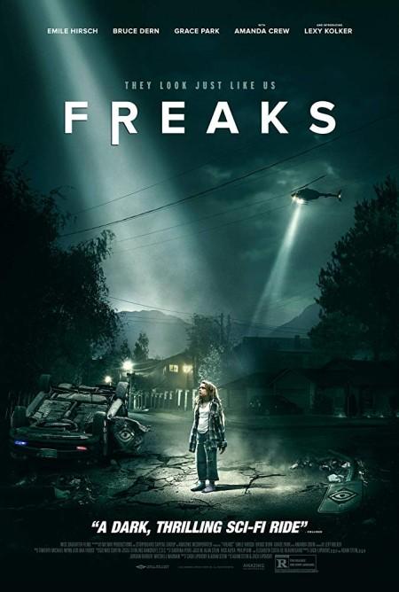 Freaks (2018) 720p BluRay 800MB x264  GalaxyRG