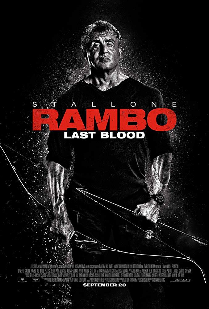 Rambo Last Blood 2019 [BluRay] [720p] YIFY