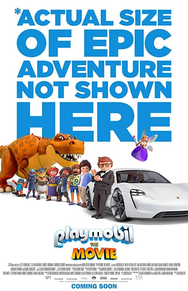 Playmobil The Movie 2019 720p BRRip XviD AC3-XVID