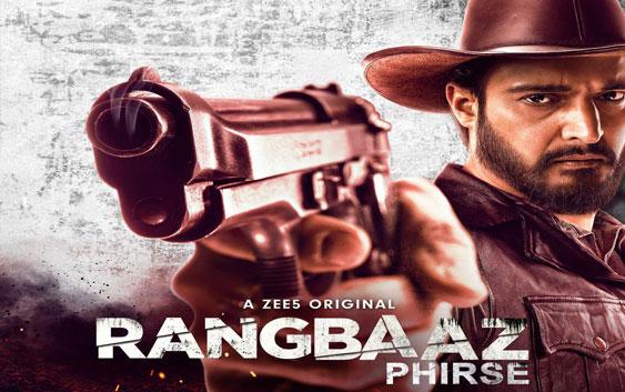 Rangbaaz Phirse 2019 Hindi Season 02 Complete 720p HDRip x264-DLW