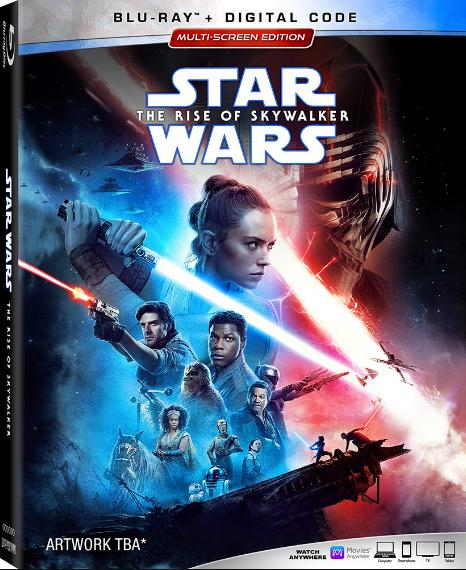 Star Wars Episode IX The Rise of Skywalker (2020) BRRip XviD B4ND1T69