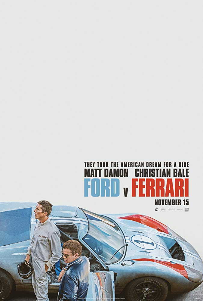 Ford v Ferrari (2019) 1080p DVDSCR x264 AAC 5 1 - 2 4GB [MOVCR]