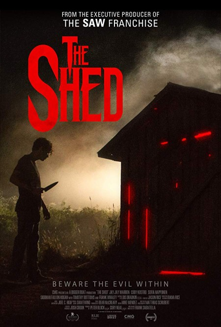 The Shed 2019 BDRip x264-ROVERS