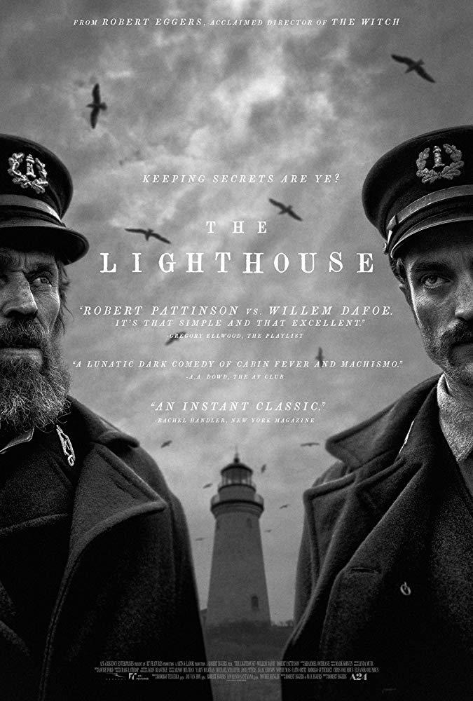 The Lighthouse 2019 1080p BluRay H264 AAC-RARBG