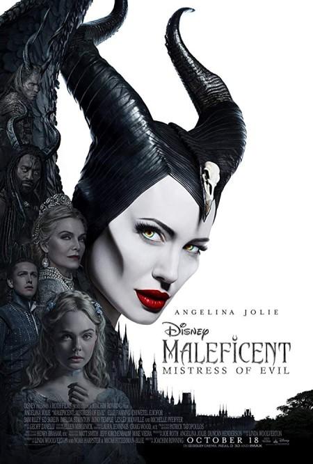 Maleficent Mistress of Evil (2019) 1080p WEBRip x264 AAC 5.1 - LOKiHD - Telly