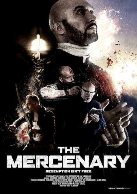 The Mercenary (2019) HDRip AC3 x264-CMRG