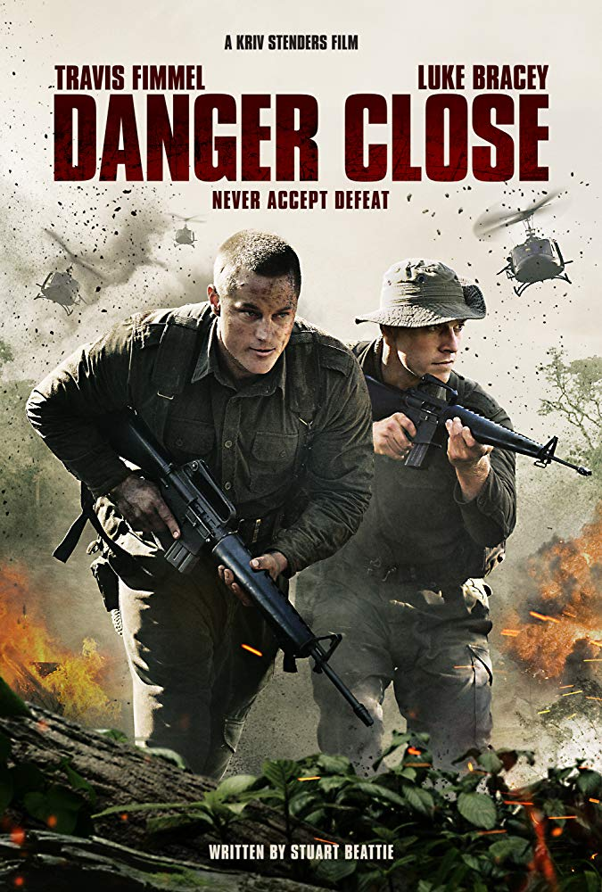 Danger Close - The Battle of Long Tan 2019 BluRay 10Bit 1080p DD+5 1 H265-d3g