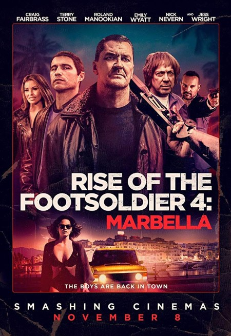 Rise of the Footsoldier Marbella (2019) BDRip x264-CADAVER
