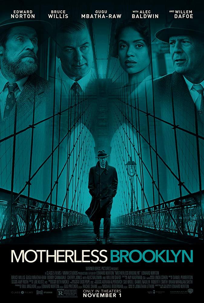 Motherless Brooklyn 2019 720p BRRip X264 AC3-EVO[TGx]