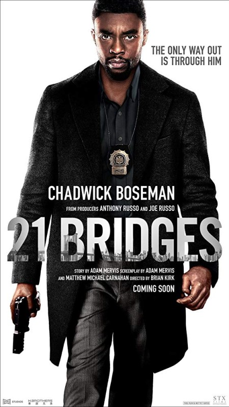 21 Bridges (2019) 720p WEB-DL x264-KangMus