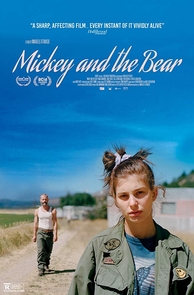 Mickey And The Bear 2019 HDRip XviD AC3-EVO