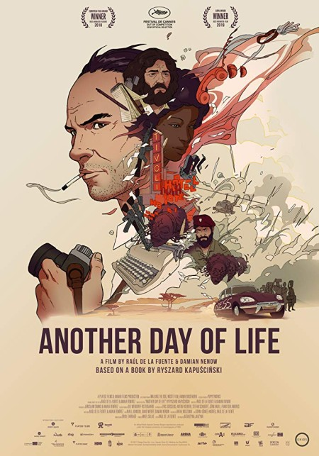 Another Day of Life 2018 720p BluRay 800MB x264-GalaxyRG
