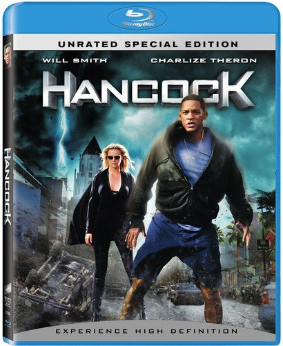 Hancock (2008) UNRATED 1080p BluRay x264 Dual Audio English 5.1 Hindi 5.1-TBI