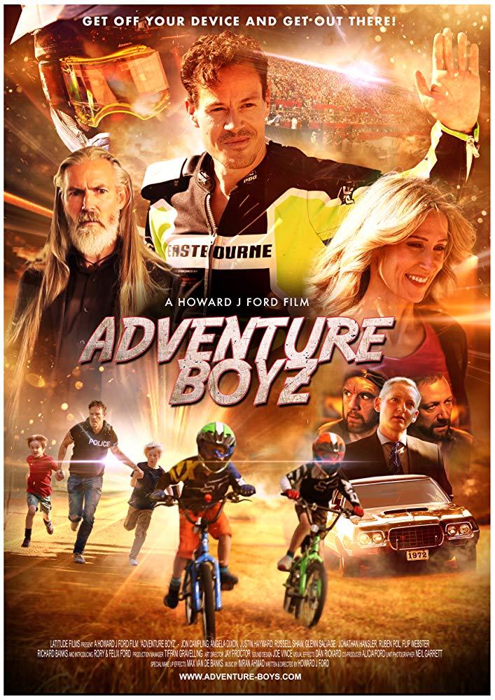 Adventure Boyz 2019 720p WEBRip X264 AC3-EVO