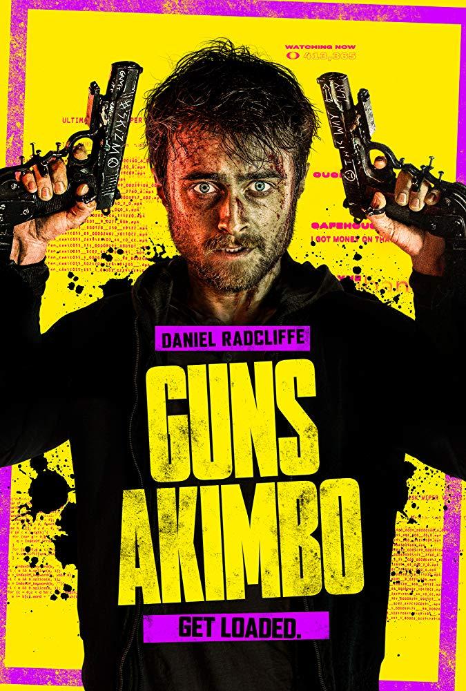Guns Akimbo 2019 HDRip AC3 x264-CMRG[TGx]