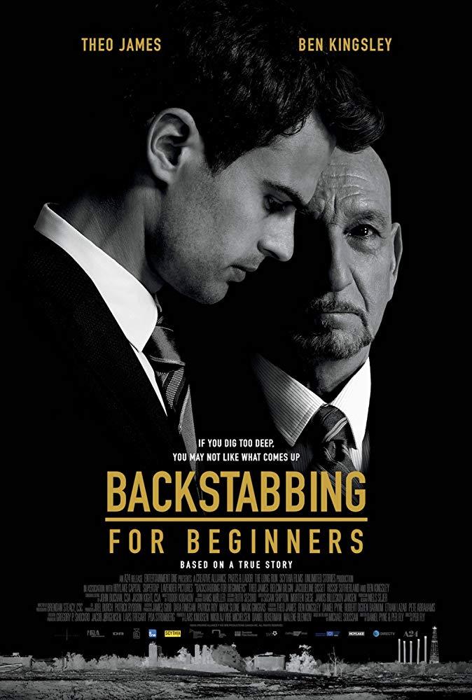 Backstabbing for Beginners (2018) [1080p] [BluRay] [YTS MX]