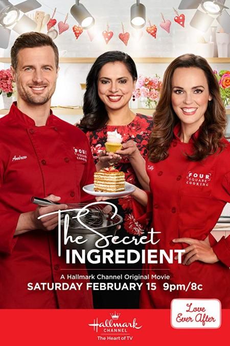 The Secret Ingredient (2020) HDTV x264-W4F