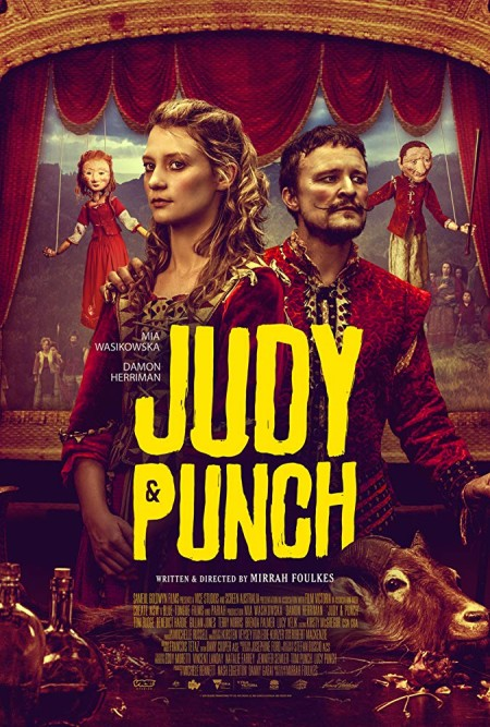 Judy and Punch (2019) BRRip XviD AC3-EVO
