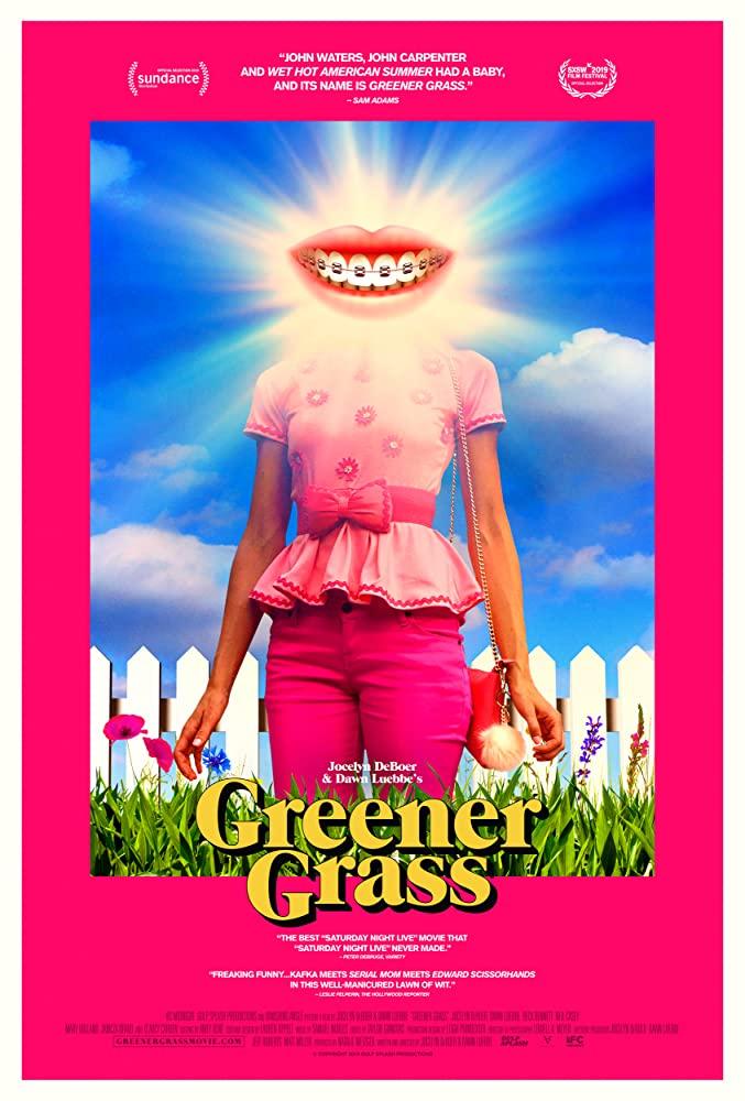 Greener Grass (2019) [1080p] [BluRay] [5 1] [YTS MX]