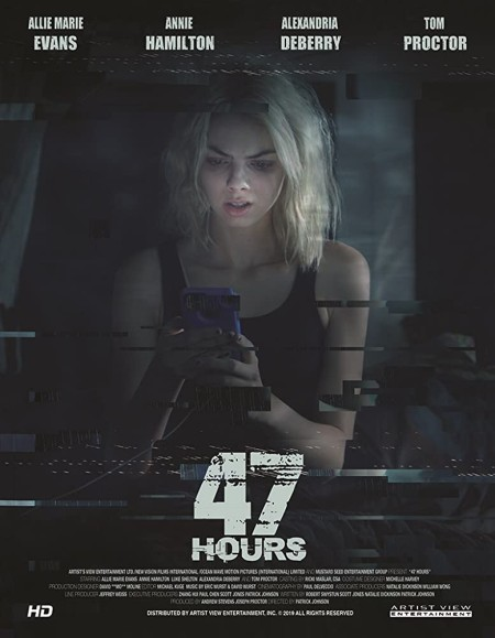 47 Hours To Live 2019 HDRip XviD AC3-EVO