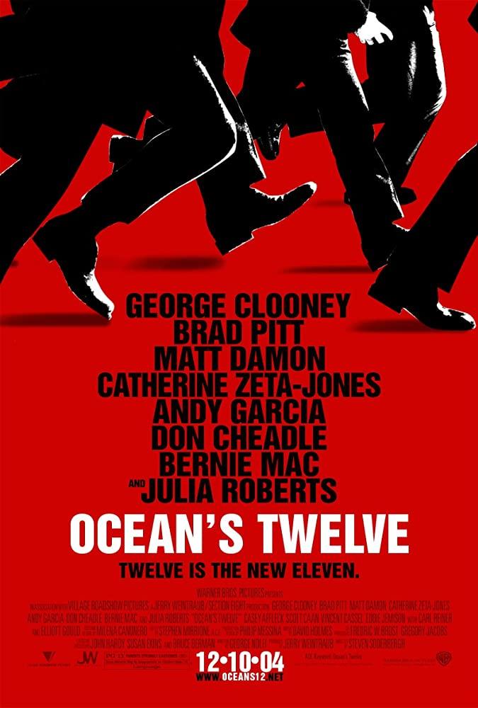 Oceans Twelve 2004 1080p BluRay x265-RARBG