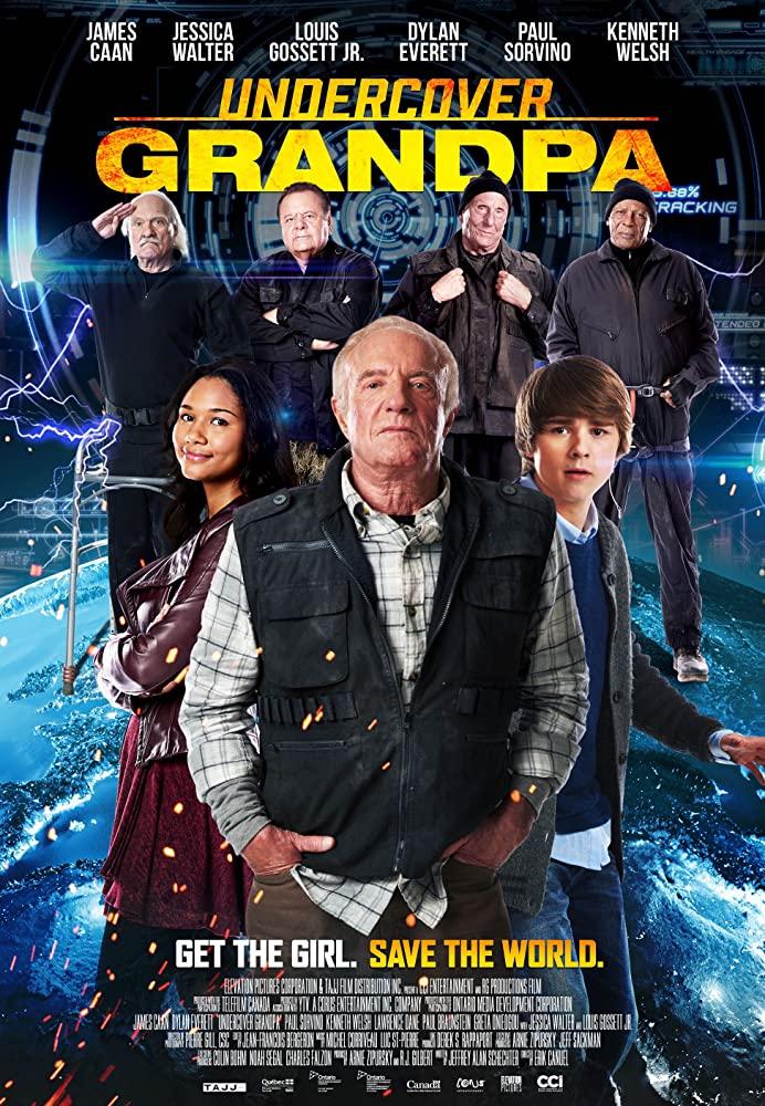 Undercover Grandpa (2017) [1080p] [WEBRip] [YTS MX]
