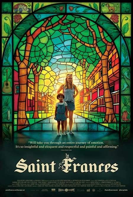 Saint Frances 2019 HDRip XviD AC3-EVO