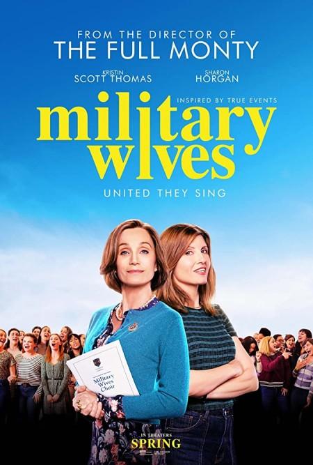 Military Wives 2020 1080p WEB-DL H264 AC3-EVO