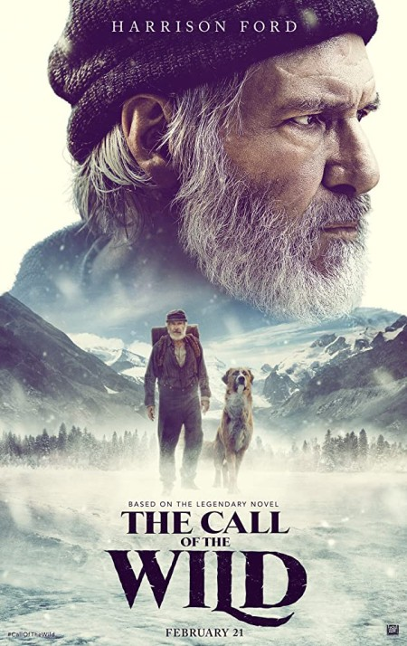 The Call of the Wild (2020) 1080p WEBRip 1400MB DD5.1 x264-GalaxyRG