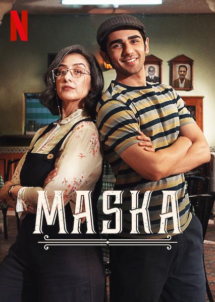 Maska 2020 Hindi 1080p NF WEBRip x264 DD 5 1 ESubs - LOKiHD - Telly
