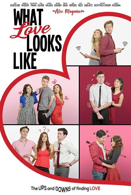 What Love Looks Like (2020) 720p AMZN WEBRip 800MB x264-GalaxyRG