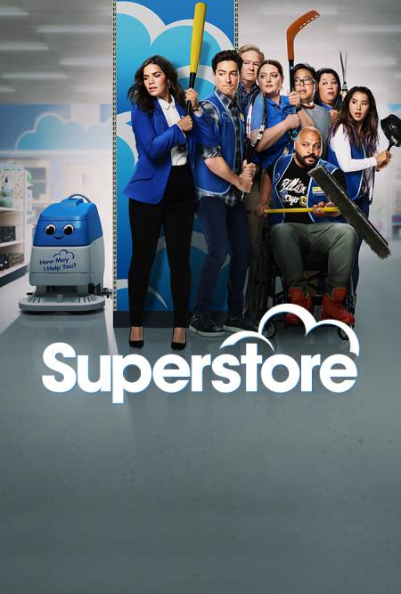 Superstore S05E20 HDTV x264-SVA