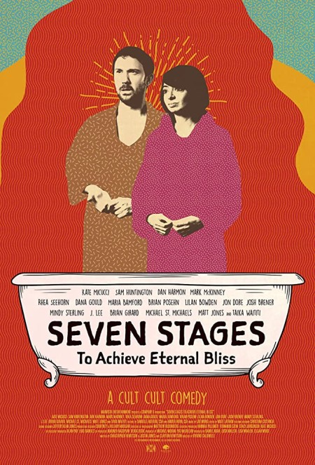Seven Stages To Achieve Eternal Bliss 2020 HDRip AC3 x264-CMRG