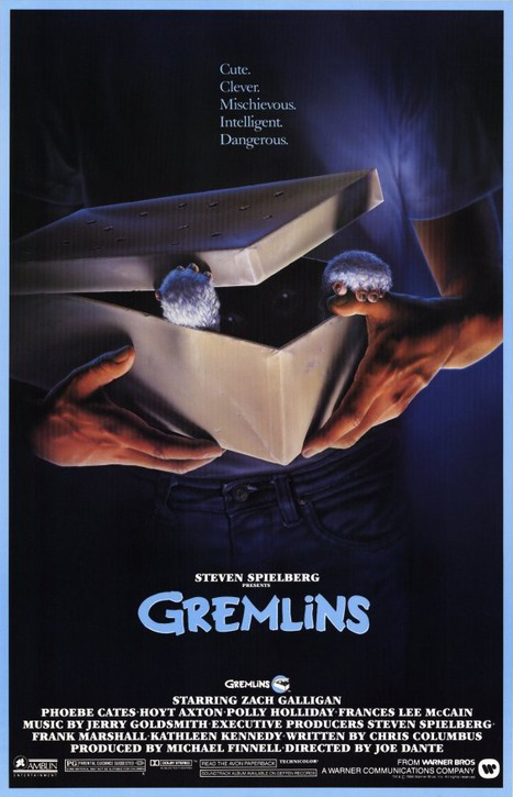 Gremlins 1984 1080p BluRay x265-RARBG