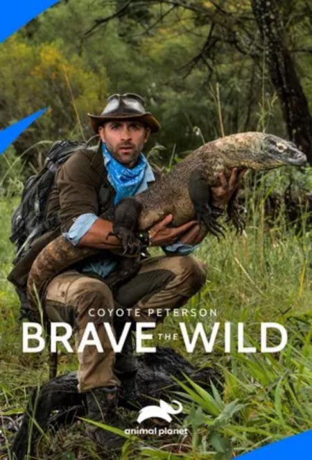 Coyote Peterson-Brave the Wild S01E17 Dragons of the North iNTERNAL 480p x2 ...