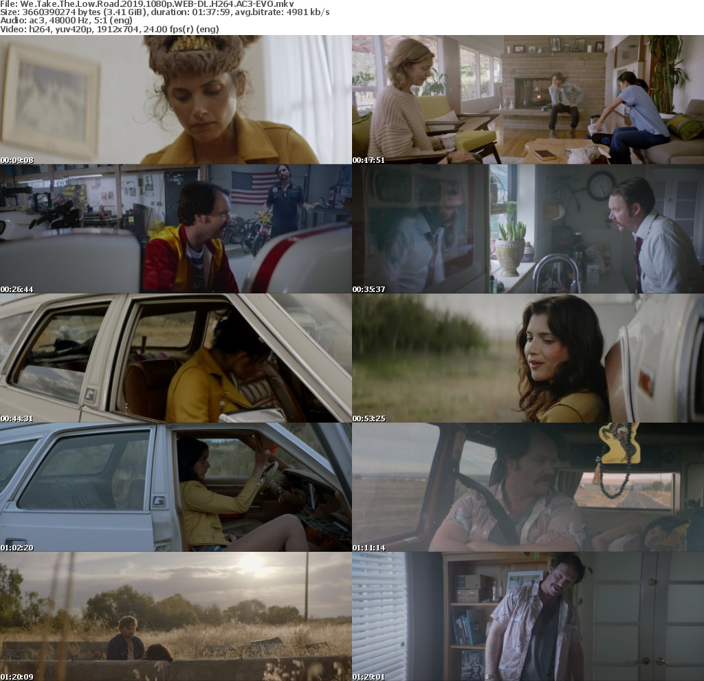 We Take The Low Road (2019) 1080p WEB-DL H264 AC3-EVO