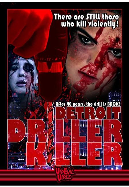 Detroit Driller Killer 2020 720p WEBRip 800MB x264-GalaxyRG