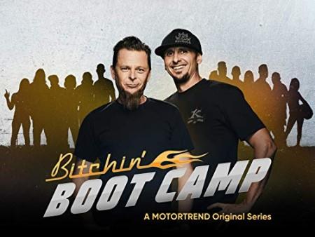Bitchin Boot Camp S01E05 Fender Bender 480p x264-mSD