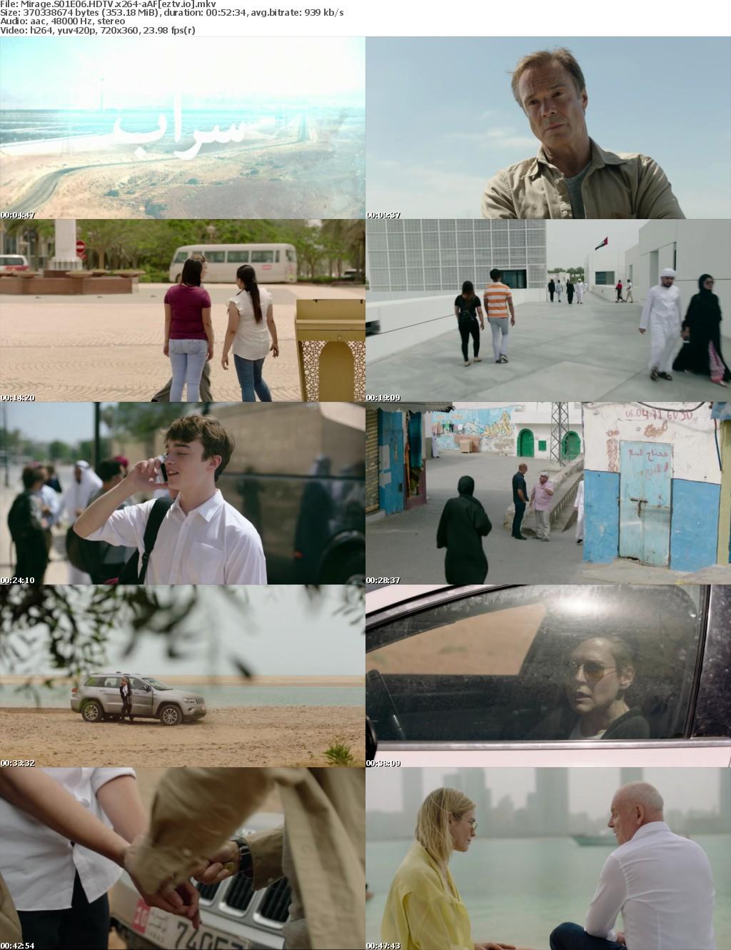 Mirage S01E06 HDTV x264-aAF
