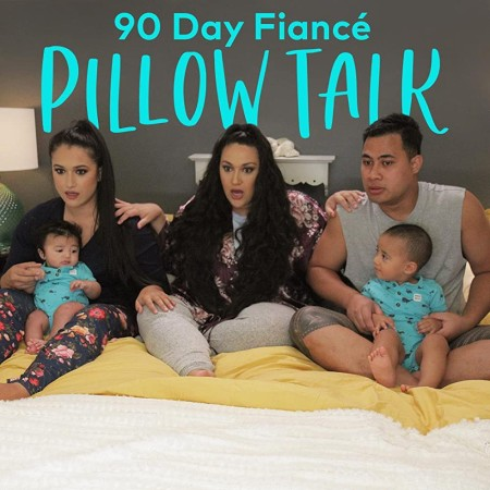 90 Day Fiance Pillow Talk S04E08 Pillow Talk Stranger in a Strange Land iNT ...