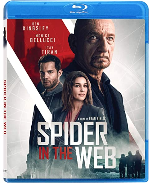 Spider in the Web (2019) 1080p BluRay x264 Dual YG