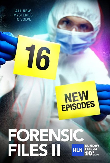 Forensic Files II S01E16 The Black Hole 720p WEBRip x264-DHD