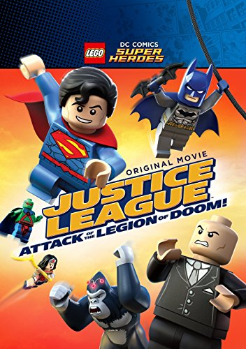 Lego DC Super Heroes Justice League - Attack of the Legion of Doom! (2015) [1080p] [BluRay] [5 1] [YTS MX]