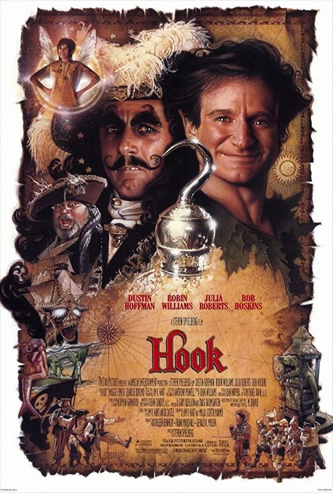 Hook 1991 REMASTERED 1080p BluRay x265-RARBG