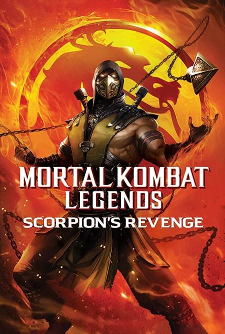 Mortal Kombat Legends Scorpions Revenge 2020 720p WEBRip x264 AAC-ETRG