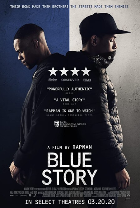 Blue Story (2019) AMZN HDRip XViD-ETRG