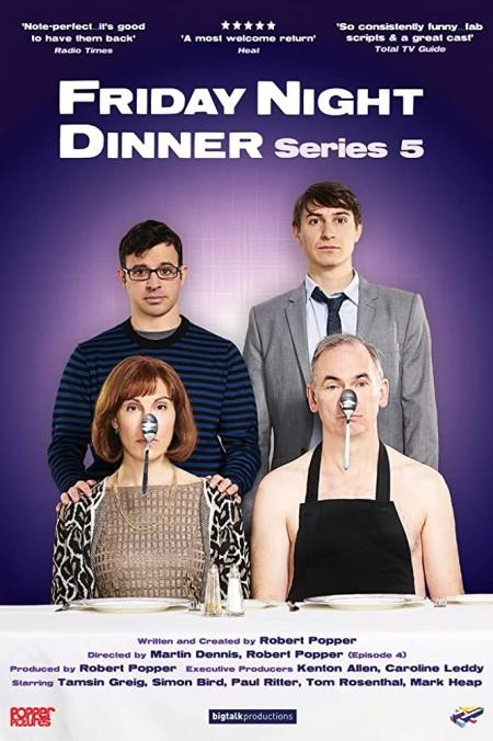 Friday Night Dinner S06E04 HDTV x264-RiVER