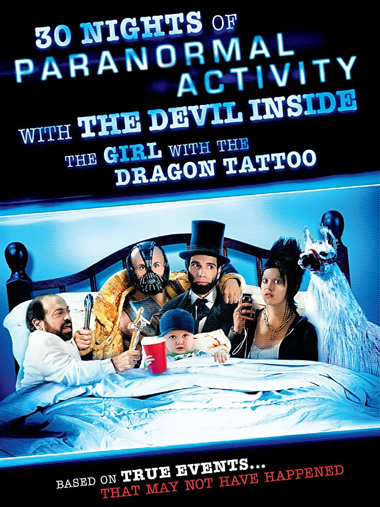 30 Nights of Paranormal Activity with the Devil Inside the Girl with the Dragon Tattoo (2013) [1080p] [BluRay] [YTS MX]